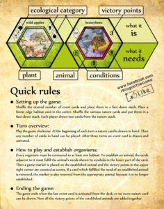 quick rules of ecogon
